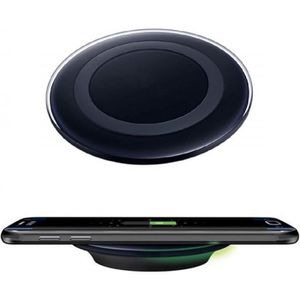 CHARGEUR TÉLÉPHONE Chargeur à Induction Noir [Compatible iPhone XS MA