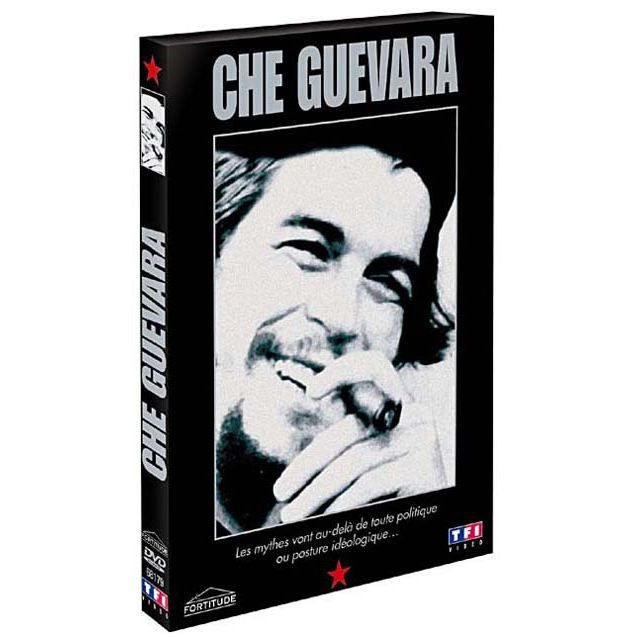 dvd che guevara en dvd documentaire pas cher cdiscount. Black Bedroom Furniture Sets. Home Design Ideas