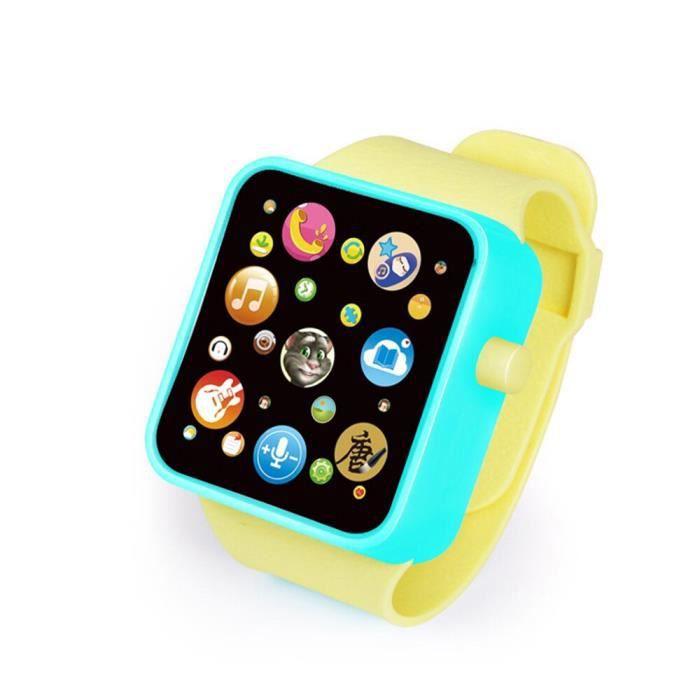 Talkie Walkie enfant,Enfants enfants éducation précoce jouet montre bracelet 3D écran tactile musique jouets éducatifs - Type 03
