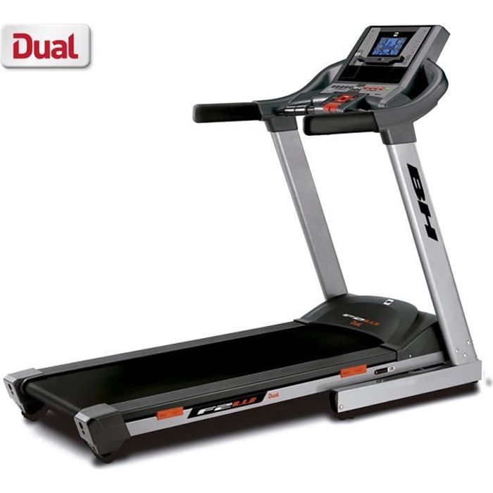 BH Fitness F2W DUAL G6473U tapis de course pliable