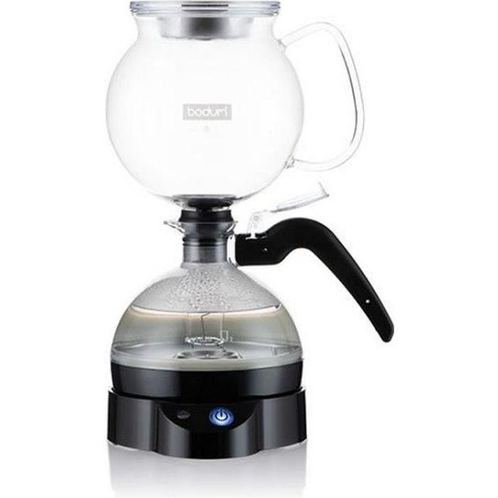 BODUM - Cafetière filtre 4 tasses 1000w - 11822-01EURO-320