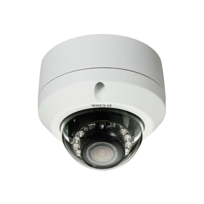 D-Link DCS-6314 Caméra de surveillance extérieure