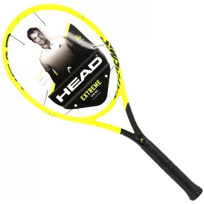 Raquette de tennis Graphene 360 extreme s - Head SL3 Jaune