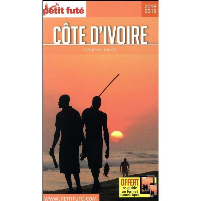 Livre - GUIDE PETIT FUTE COUNTRY GUIDE côte d'Ivoire