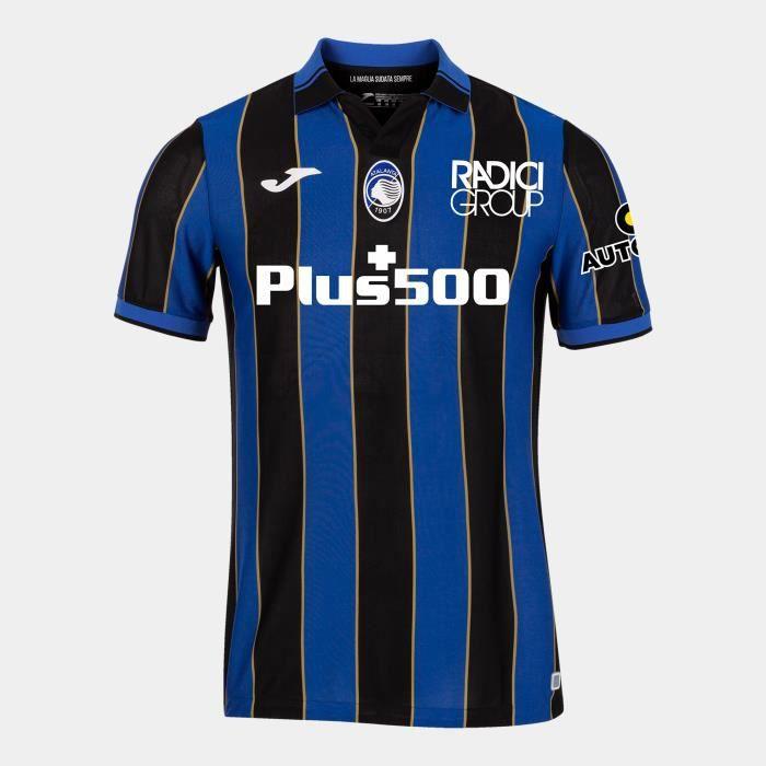 Maillot domicile Atalanta Bergame 2021/22 - bleu royal/noir - 3XL