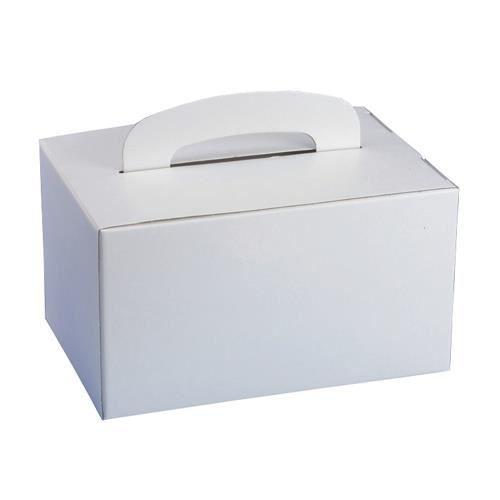 Boîtes pour tartes en carton rectangulaire 12,5…