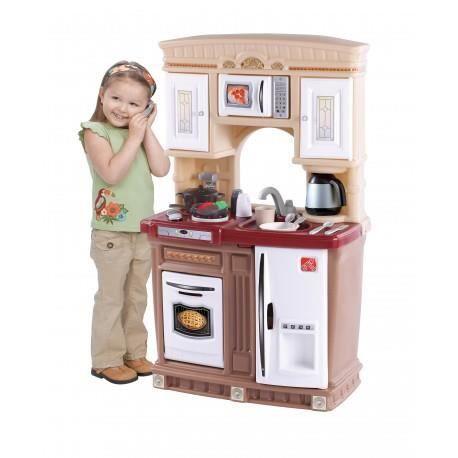 STEP2 Cuisine LifeStyle Fresh Accents en plastique jouet enfant 2 ans