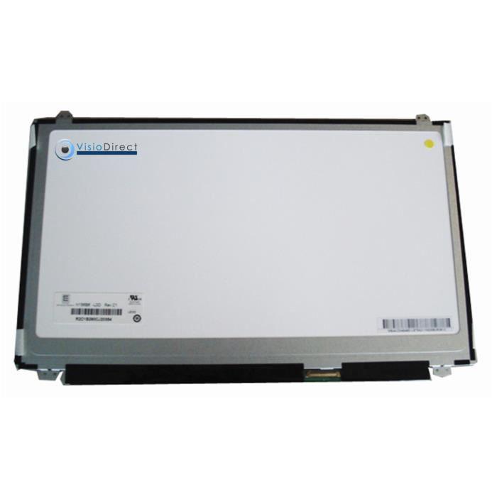 Dalle Ecran 15.6- LED pour TOSHIBA SATELLITE C50-B-18K ordinateur portable