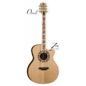 guitare folk lectro acoustique s rie oracle pas cher. Black Bedroom Furniture Sets. Home Design Ideas
