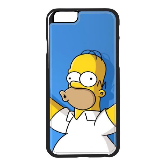 coque iphone 6 homer simpsons