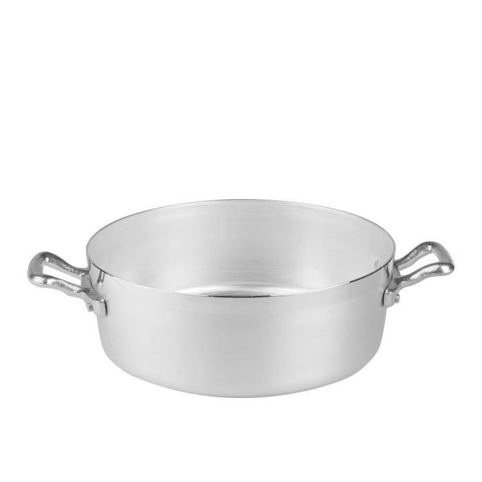SQ professionnel 5 PC Revêtement Céramique Antiadhésif Cuisson//Casserole Pot Set Noir