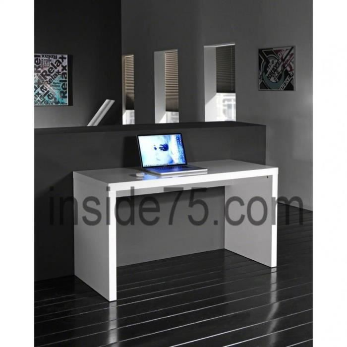 bureau laqu. Black Bedroom Furniture Sets. Home Design Ideas