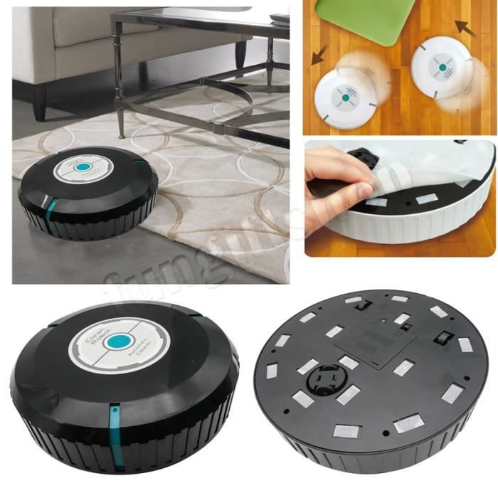 nettoyeur automatique aspirateur robot intelligent tapis. Black Bedroom Furniture Sets. Home Design Ideas