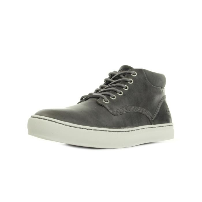 Medium Full Cupsole Grain Timberland 2 Baskets Grey Adv 0 Chukka gBxPYqn
