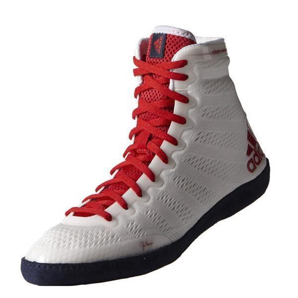 chaussure de lutte adidas pas cher