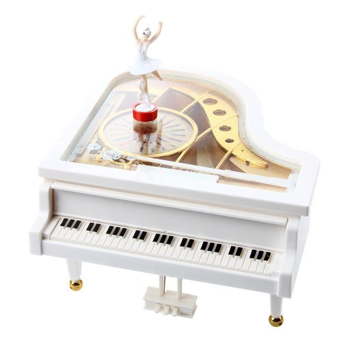 Boîte à Musique Ancienne Musicale Mécanique Chihiro Jouet Accessoire Cadeau