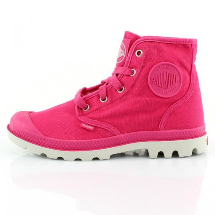 Baskets PALLADIUM Pampa Hi