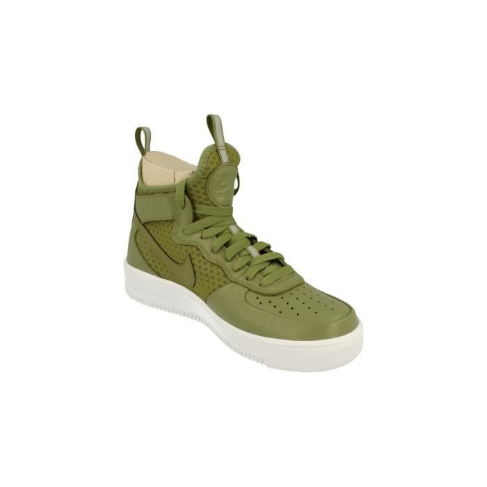 Nike Air Force 1 Ultraforce Mid Hommes Hi Top Trainers 864014 Sneakers Chaussures 301 q75PXDE64