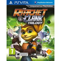 Ratchet & Clank Trilogy Jeu PS Vita