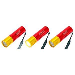 LAMPE DE POCHE Gant De Bras FON-10251-3PK 12 LED Lampe de poche G