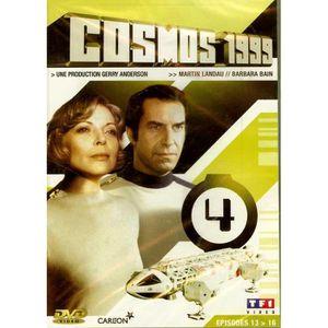 DVD FILM COSMOS 1999 VOLUME 4 - EPISODES 13 A 16