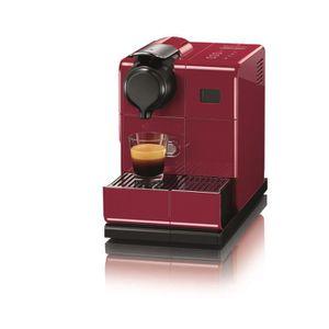 MACHINE À CAFÉ DELONGHI EN550.R Nespresso Latissima Touch -  Roug