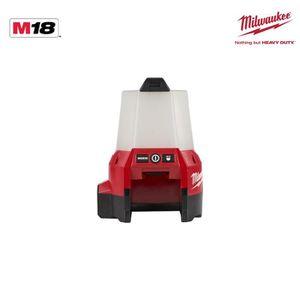 LAMPE DE CHANTIER Eclairage de chantier 360° MILWAUKEE M18 TAL-0 san