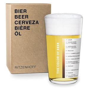 BIÈRE Ritzenhoff Next Beer Design Verre à bière, Designe