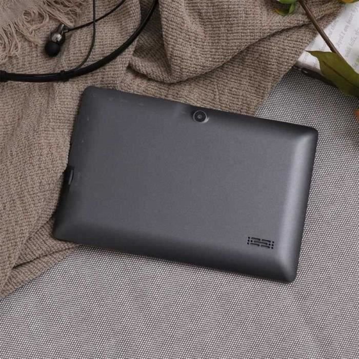 7 pouces Tablet PC Dual Sim Phone Pad Tablet PC phablet avec EU Plug (Pink + 512Mo 8G)