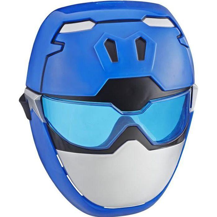 Power Rangers Beast Morphers - Masque Ranger Bleu - Accessoire de déguisement