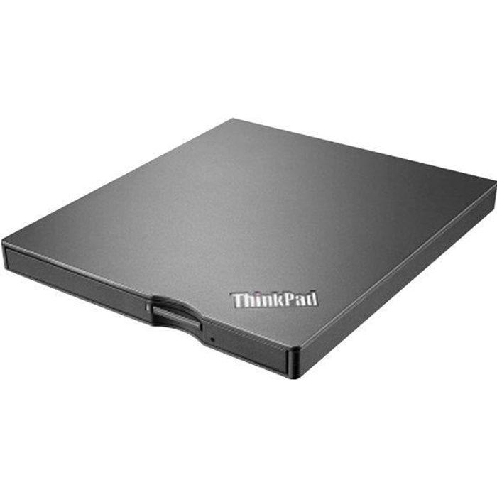 Lenovo Graveur Dvd 4Xa0e97775 Dvd Ram, Dvd Rw, Dvd+R... Support Couche double Média pris en charge Usb 3.0