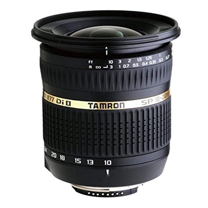 Tamron AF 10-24 / 3,5-4,5 SP DI II LD