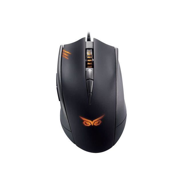souris gamer asus strix claw dark prix pas cher cdiscount. Black Bedroom Furniture Sets. Home Design Ideas