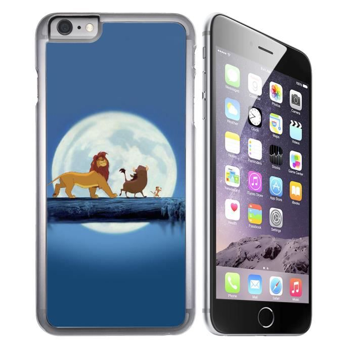 coque lion iphone 8