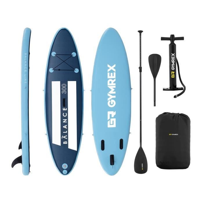 Paddle Gonflable 2 Places Cdiscount