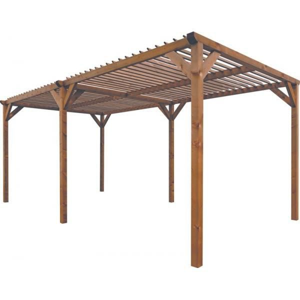 pergola amazone paloma achat vente pergola pergola amazone paloma cdiscount. Black Bedroom Furniture Sets. Home Design Ideas