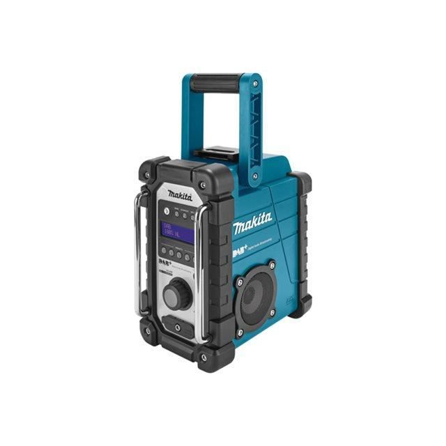 makita radio de chantier dmr105 radio cd cassette avis. Black Bedroom Furniture Sets. Home Design Ideas