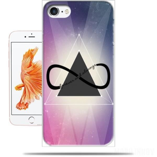 coque iphone 7 infinity