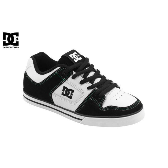 skate shoes chaussures dc shoe homme noir achat. Black Bedroom Furniture Sets. Home Design Ideas