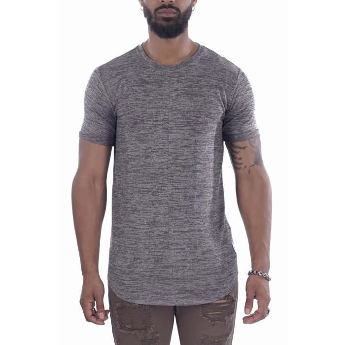 Chiné Tee Shirt Project X Gris Clair Homme 88161129 Paris wkiZTuOXP