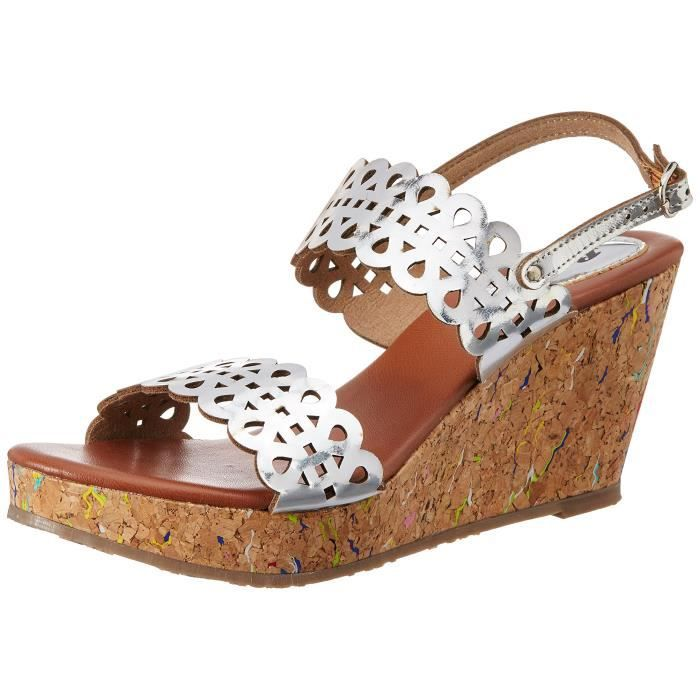 Ho096 Taille Fashion 36 Bata Women's Sandals Dessa cnW0wWIqC