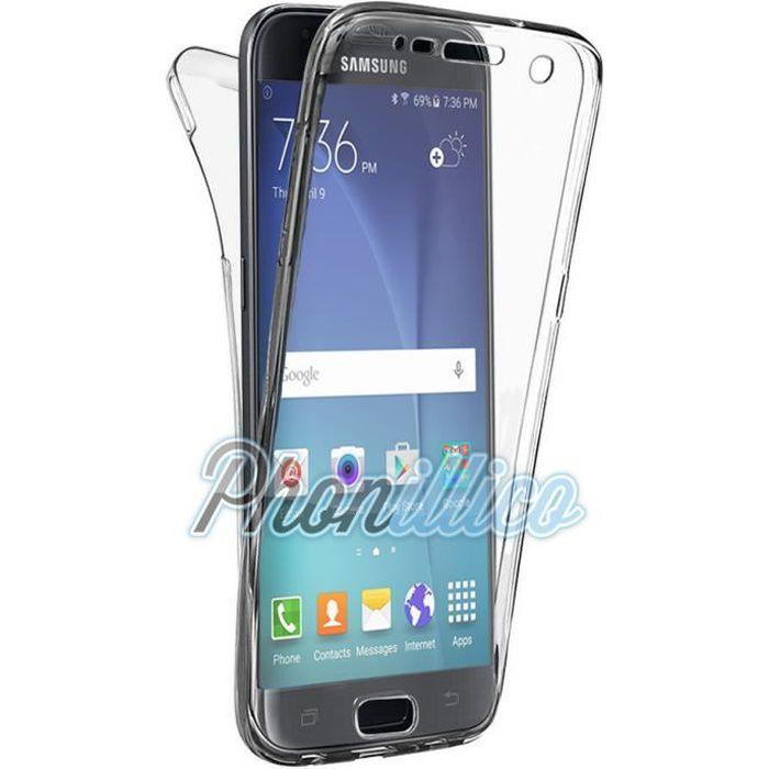 Coque Samsung Galaxy J3 2016 - TPU Intégrale Trans