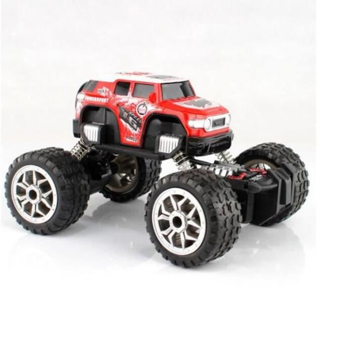 rc car 4ch bigfoot racing car t l commande mod le de voiture tout terrain toy monster truck. Black Bedroom Furniture Sets. Home Design Ideas