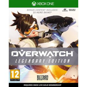 JEU XBOX ONE Overwatch Legendary Edition Jeu Xbox One