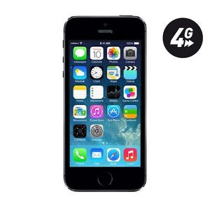 SMARTPHONE APPLE iPhone 5s 16 Go - gris sidéral