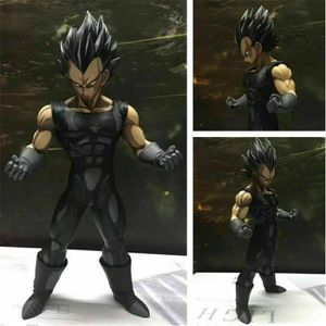 FIGURINE - PERSONNAGE Figurines Dragon Ball Z - Noir Super Saiyan Vegeta