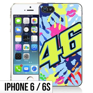 coque vr46 iphone 6