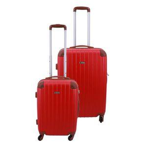 SET DE VALISES Lot de 2 valise Worldline, 1 valise cabine et 1 va