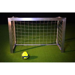 CAGE DE FOOTBALL Mini-but de foot aluminium 1,20 m X 0,80 m Lynx Sp
