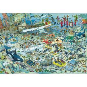 PUZZLE Puzzle 1000 pièces - Jan Van Haasteren